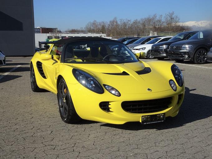 Lotus Elise 1.8 16V 111 S 56'000 km 29'900 CHF - kaufen auf carforyou.ch - 1