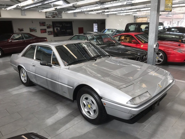 Ferrari 412 412 67'000 km CHF109'000 - buy on carforyou.ch - 1