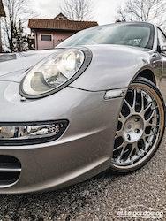 cabriolet Porsche 911 Carrera Cabrio