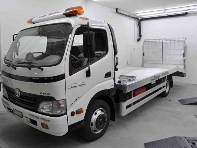 Toyota Dyna 200 Kab.-Ch. MWB 4.0 D-4D 39'000 km CHF51'500 - kaufen auf carforyou.ch - 1