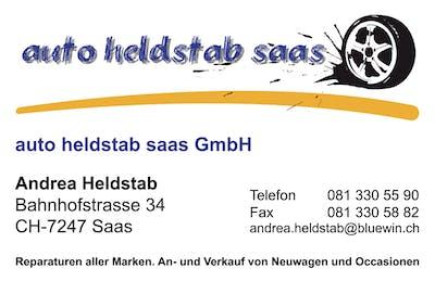 Auto Heldstab Saas GmbH logo