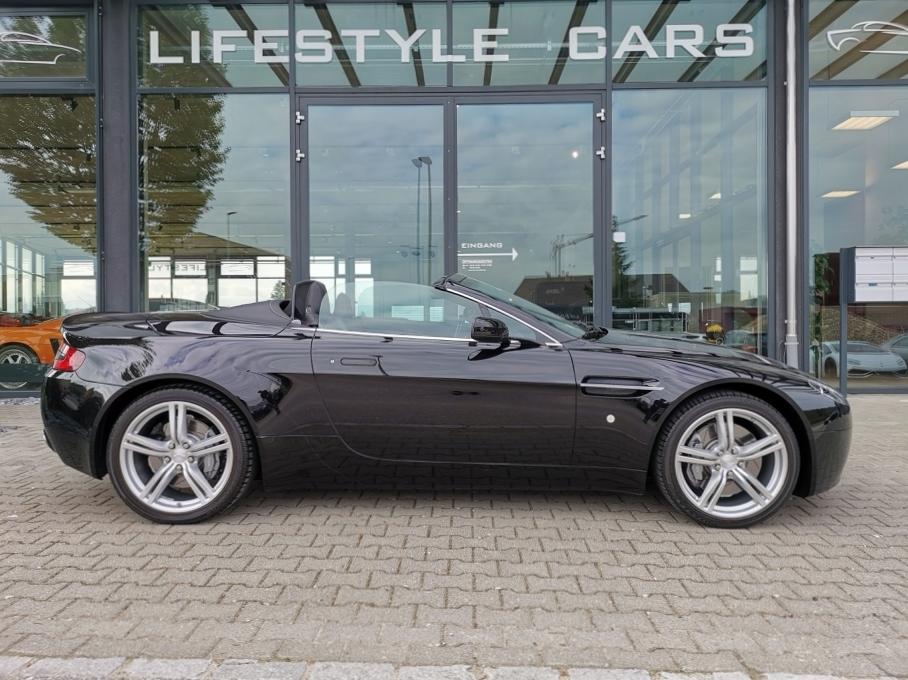 Gebraucht Cabriolet Aston Martin V8 V12 Vantage V8 Vantage Roadster 4 7 Sportshift 9000 Km Für 74900 Chf Kaufen Auf Carforyou Ch
