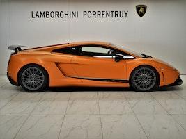 Lamborghini Gallardo 5.0 V10 Superleggera E-Gear 16'900 km 134'500 CHF - acheter sur carforyou.ch - 2