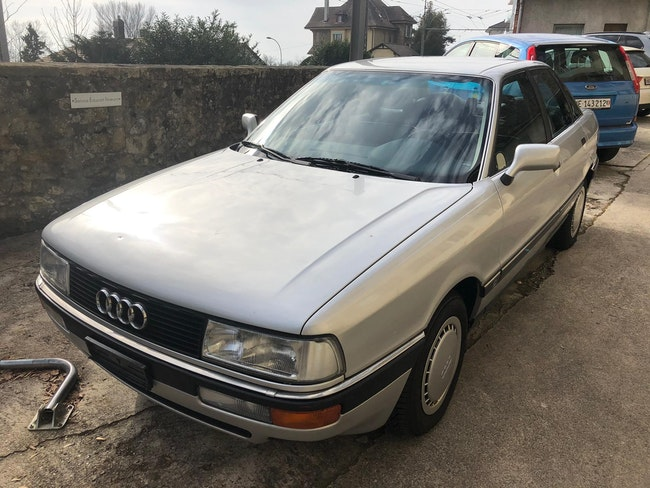 Audi 90 2.3 E 118'000 km 16'900 CHF - acquistare su carforyou.ch - 1