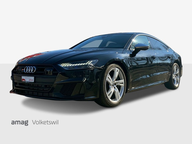 Audi S7 Sportback TDI quattro S-tronic 25'900 km CHF76'900 - buy on carforyou.ch - 1