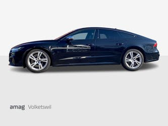 Audi S7 Sportback TDI quattro S-tronic 30'000 km CHF74'500 - buy on carforyou.ch - 2
