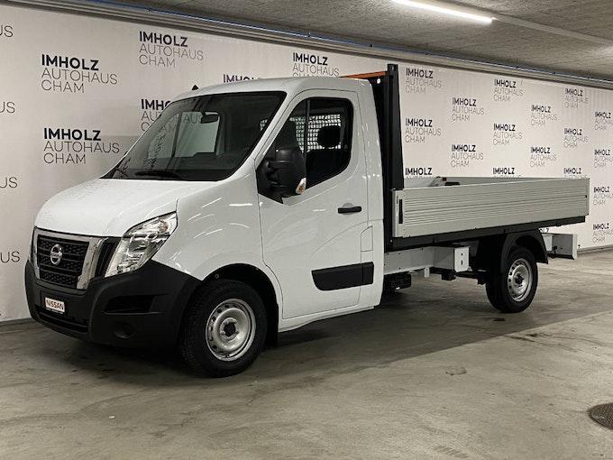 Nissan NV400 3.5 Pick-up L2H1 2.3 dCi 25 km CHF30'800 - buy on carforyou.ch - 1