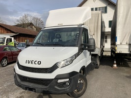 Iveco Daily / Turbo Daily 50 C 17 P  Sattelschlepper 191'000 km 36'400 CHF - acquistare su carforyou.ch - 2