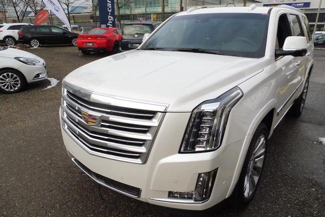 Cadillac Escalade 6.2 V8 Platinum 300 km 85'990 CHF - kaufen auf carforyou.ch - 1
