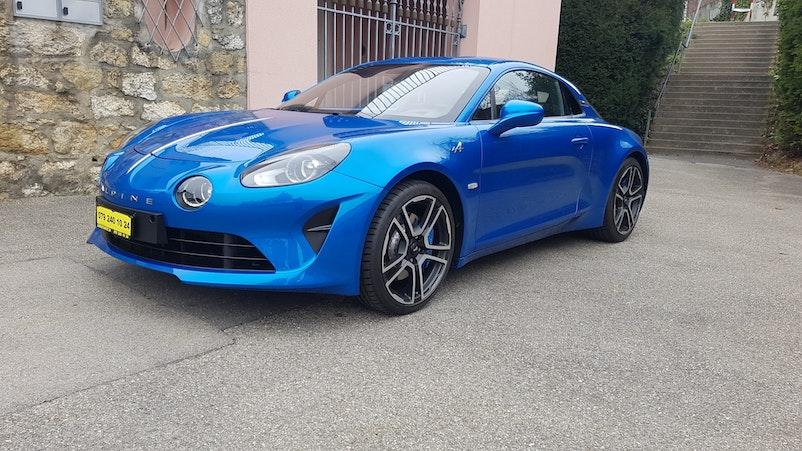 Alpine A110 1.8 Turbo Pure 200 km CHF75'500 - kaufen auf carforyou.ch - 1