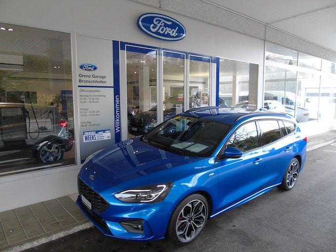 Ford Focus SW 1.0i EB 125 ST-Line 9'200 km CHF25'790 - acquistare su carforyou.ch - 1