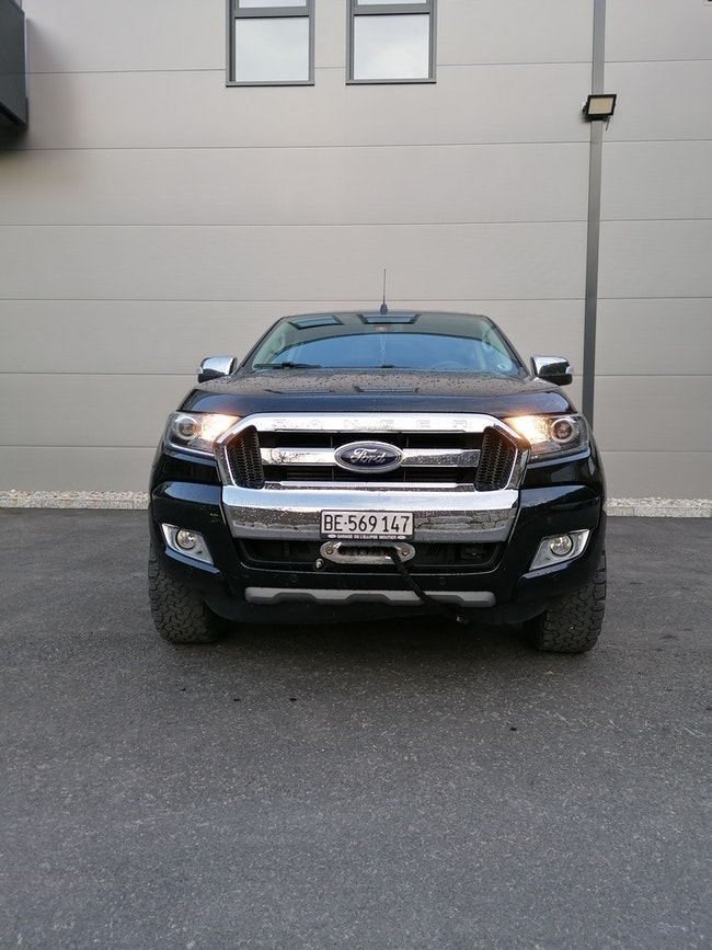 suv Ford Ranger DKab.Pick-up 3.2 TDCi 4x4 Limited