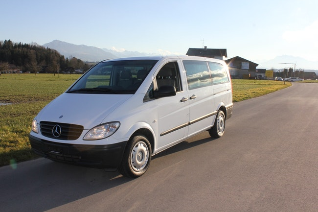 bus Mercedes-Benz Vito 111 CDI *2 Schiebetüren*9 Sitzer*