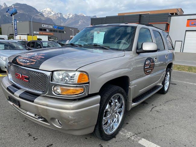 GMC Yukon Denali AWD 114'000 km CHF12'900 - acquistare su carforyou.ch - 1