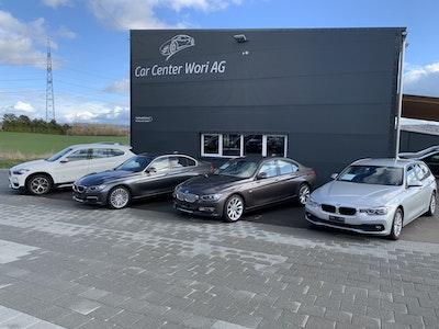 Car Center Wori AG logo