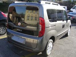 Fiat Doblo Panorama 1.6 16V JTD 105 Lounge 5P 5'200 km 19'990 CHF - acheter sur carforyou.ch - 2