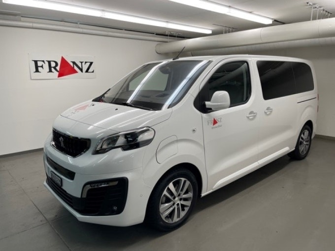 Peugeot Traveller eTraveller50 Allure Stand 1'000 km 49'400 CHF - buy on carforyou.ch - 1