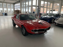 Alfa Romeo Montreal MONTREAL 78'700 km CHF76'000 - buy on carforyou.ch - 2