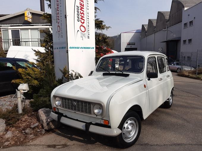 Renault R4 100'070 km 16'900 CHF - buy on carforyou.ch - 1