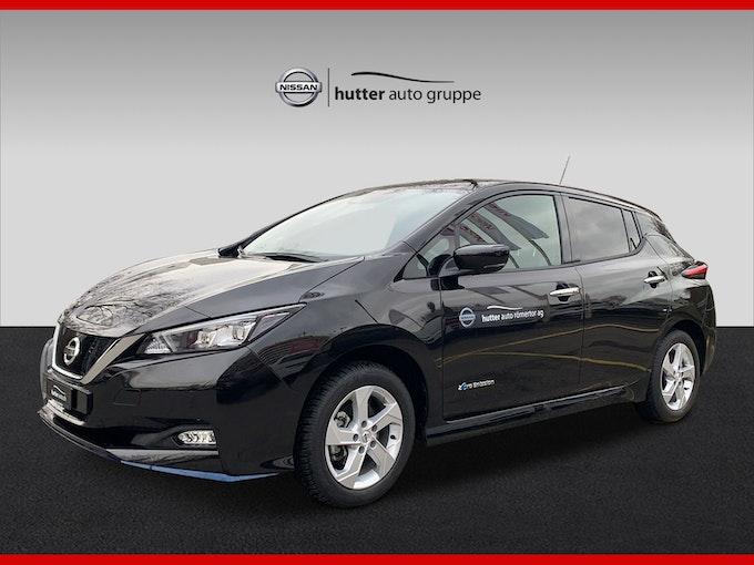 Nissan Leaf e+ Tekna 4'900 km 36'444 CHF - acquistare su carforyou.ch - 1