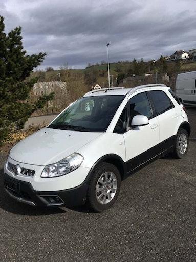 Fiat Sedici 2.0 JTD Emotion 4x4 52'500 km CHF12'900 - buy on carforyou.ch - 1