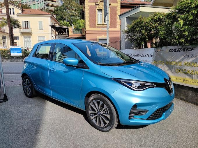 Renault Zoe FP R135 Zen inkl. Batterie 50 km 34'570 CHF - kaufen auf carforyou.ch - 1