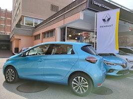 Renault Zoe FP R135 Zen inkl. Batterie 50 km 34'570 CHF - kaufen auf carforyou.ch - 2