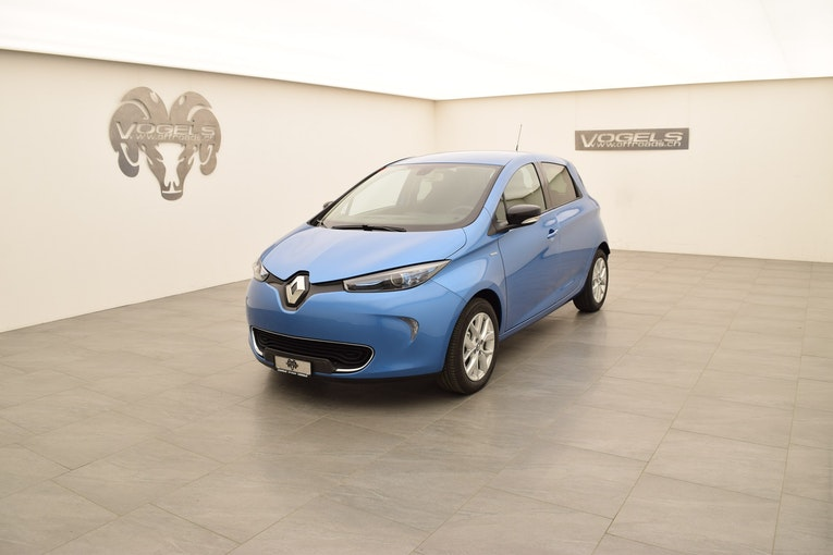Renault Zoe Limited Q90 Z.E. 40 1 km 17'200 CHF - acheter sur carforyou.ch - 1
