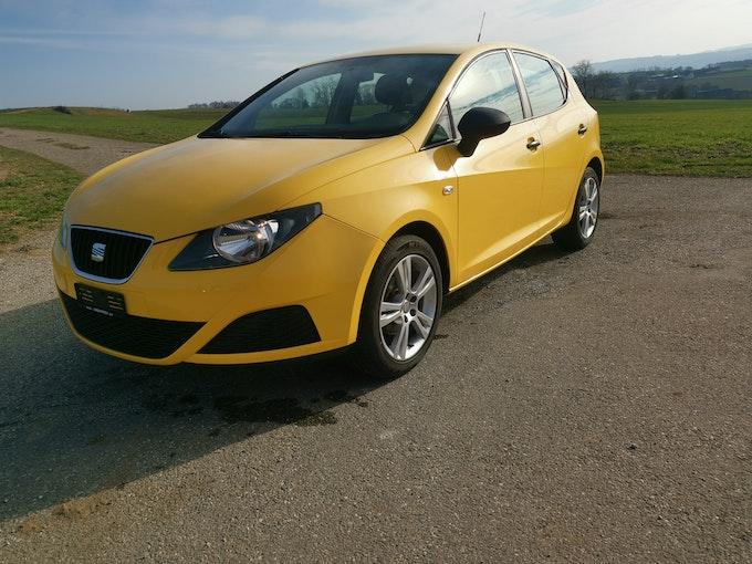 SEAT Ibiza 1.4 16V Reference 58'000 km 7'600 CHF - kaufen auf carforyou.ch - 1