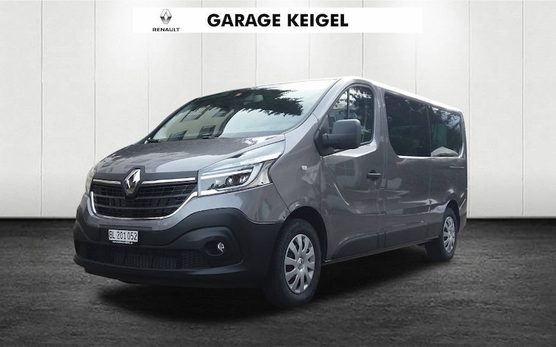Renault Trafic Gr.Pass.2.0 dCi 145 Business 2'000 km 49'500 CHF - buy on carforyou.ch - 1