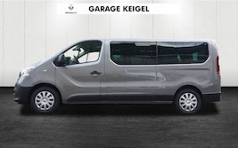 Renault Trafic Gr.Pass.2.0 dCi 145 Business 2'000 km 49'500 CHF - buy on carforyou.ch - 2
