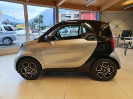 Smart Fortwo Coupé 0.9 citypassion twinamic 5'000 km 18'500 CHF - acheter sur carforyou.ch - 2