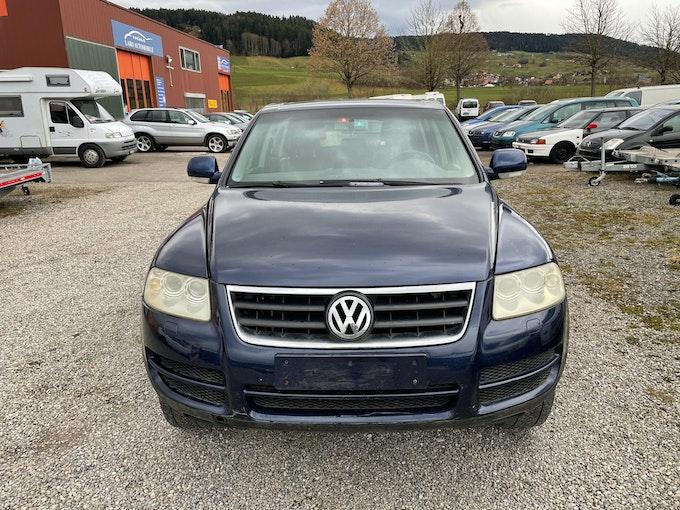VW Touareg V 6 3.2 l 250'000 km 2'900 CHF - acquistare su carforyou.ch - 1