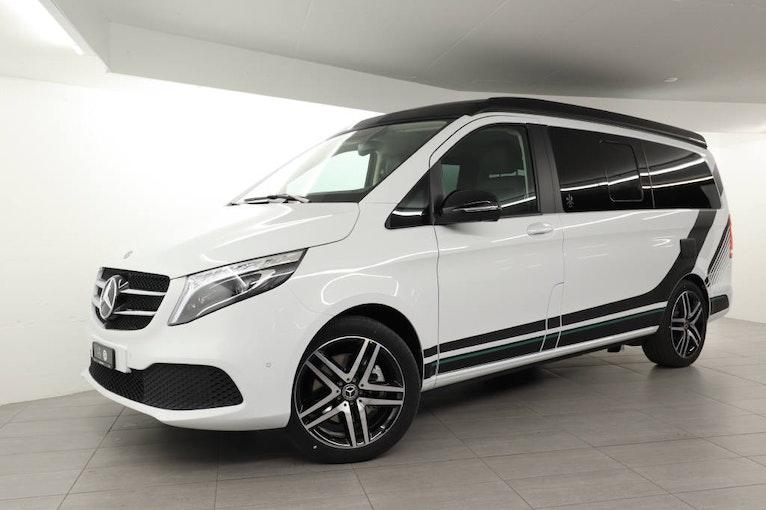 Mercedes-Benz V-Klasse 300 d 4matic 30 km 99'999 CHF - acquistare su carforyou.ch - 1