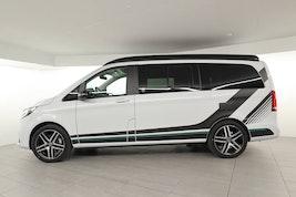 Mercedes-Benz V-Klasse 300 d 4matic 30 km 99'999 CHF - acquistare su carforyou.ch - 2