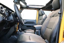 Jeep Wrangler 2.0 Turbo 80th Anniversary Unlimited 200 km 76'900 CHF - kaufen auf carforyou.ch - 3