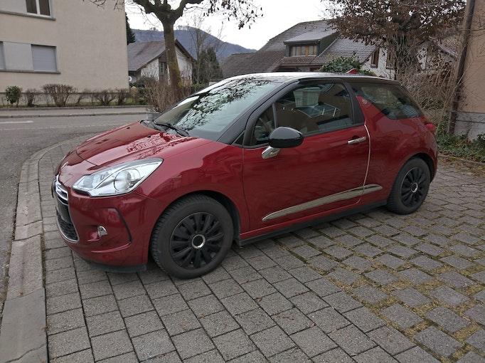 DS Automobiles DS3 1.4 VTi Chic 128'000 km 5'200 CHF - kaufen auf carforyou.ch - 1