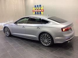 Audi A5 35 TFSI Sportback S-tronic S-Line 10 km 43'700 CHF - kaufen auf carforyou.ch - 2