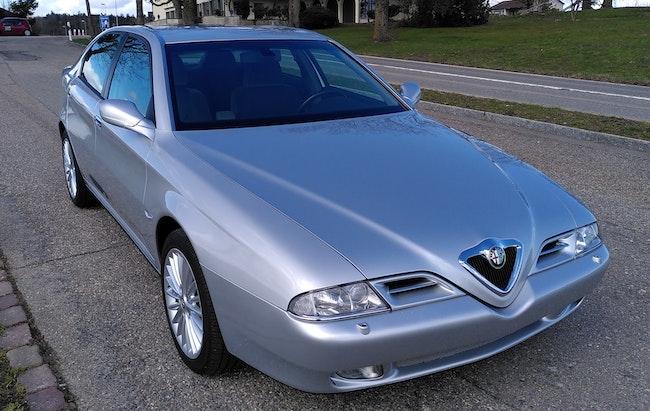 Alfa Romeo 166 3.0 V6 24V 118'470 km 7'500 CHF - buy on carforyou.ch - 1