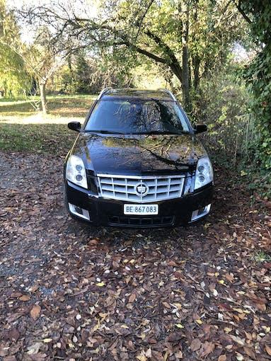 Cadillac BLS Wagon 1.9 D 180 Elegance 260'000 km CHF3'500 - kaufen auf carforyou.ch - 1