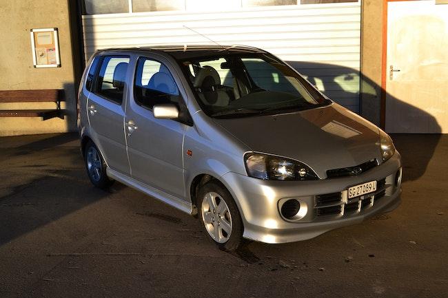 Daihatsu YRV 1.3i 16V 101'000 km CHF2'750 - buy on carforyou.ch - 1