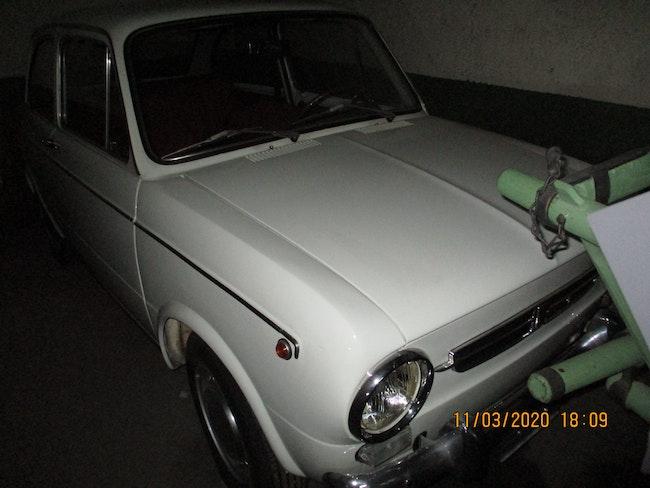 Fiat 850 Spezial Hydrocovert 70'360 km CHF12'500 - acquistare su carforyou.ch - 1