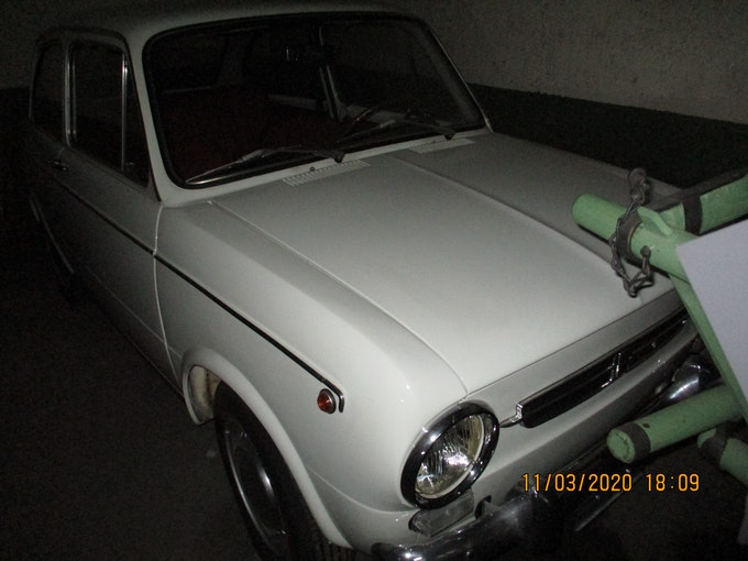 Fiat 850 Spezial Hydrocovert 70'360 km 12'500 CHF - acquistare su carforyou.ch - 1