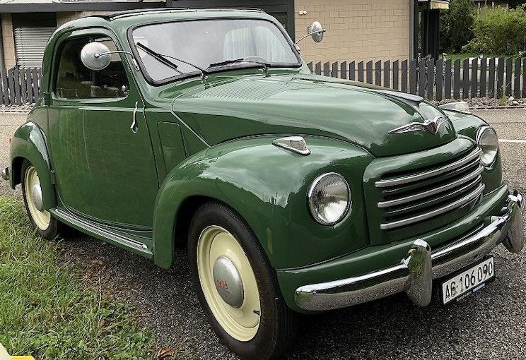 Fiat 500 24'565 km 12'900 CHF - acquistare su carforyou.ch - 1