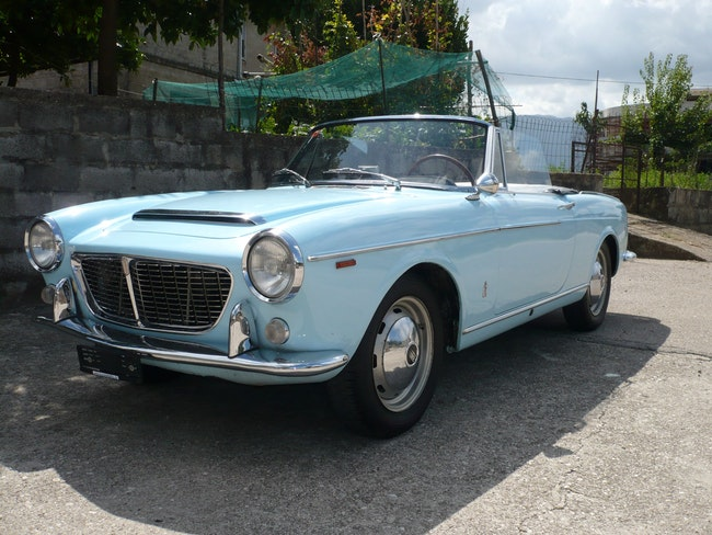 Fiat 1500 OSCA 82'000 km CHF28'000 - kaufen auf carforyou.ch - 1