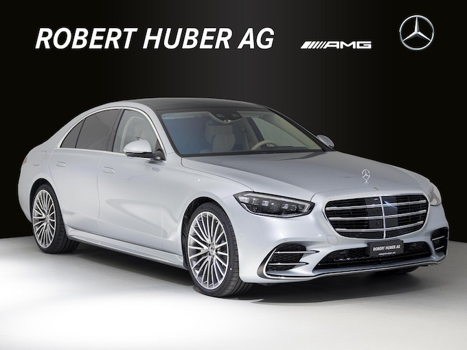 Mercedes-Benz S-Klasse S 500 4Matic AMG Line 9G-Tronic 50 km 180'000 CHF - buy on carforyou.ch - 1