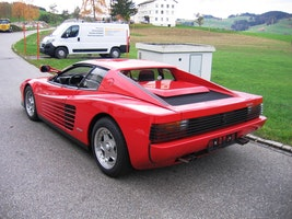 Ferrari Testarossa TESTAR./512 Monospecchio & Monodado 27'050 km 210'000 CHF - kaufen auf carforyou.ch - 2