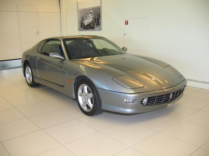 Ferrari 456 M GTA 55'600 km CHF58'000 - buy on carforyou.ch - 1