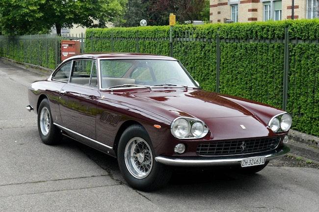 Ferrari 330 GT 2+2 Series 1 130'200 km CHF315'000 - acheter sur carforyou.ch - 1