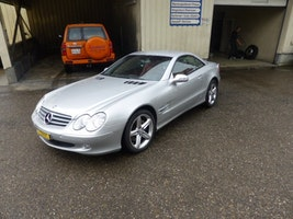 Mercedes-Benz SL 500 Automatic 72'000 km 21'800 CHF - buy on carforyou.ch - 3